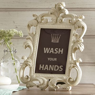 & Wash Your Hands Art from Through the Country Door | 42800 Pezcame.Com