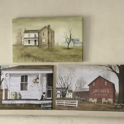 Countryside Canvas Prints