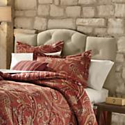 Headboard Linen and Bedrails