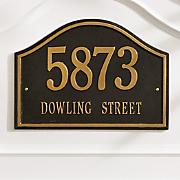 Nantucket Address Marker