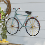 Hanging Multicolor Bicycle