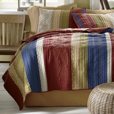 Kodi Oversized/Reversible Quilt and Sham