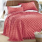 Candice Chenille Bedspread & Sham