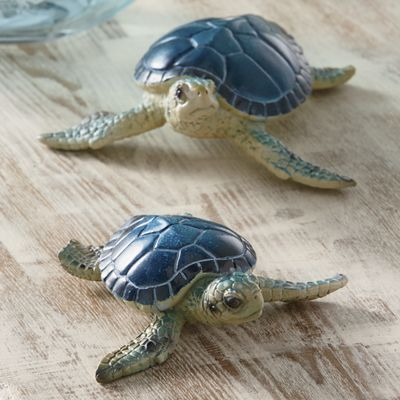 Set of 2 Sea Turtles