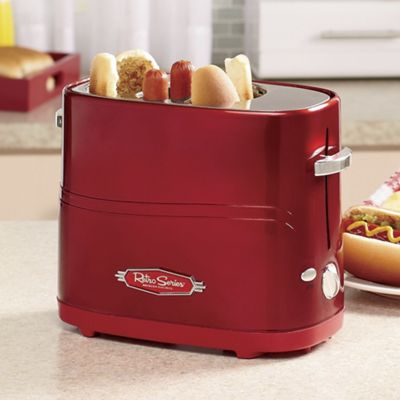 Retro Pop-up Hot Dog Toaster