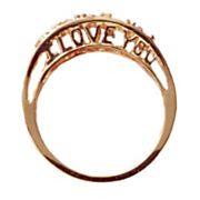 Family I Love You Ring 2