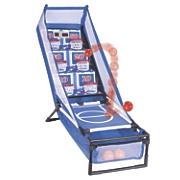 Tabletop Electronic Shoot N' Score Basketball Game