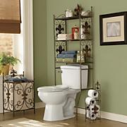 Fleur-De-Lis Bath Furniture