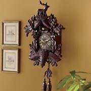 Nostalgic Cuckoo Clock