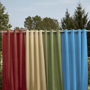 Solid Color Grommet Panel