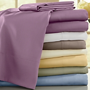Comfort Creek Sheets, 300 thread-count Wrinkle-resistant Cotton Sateen by Montgomery Ward