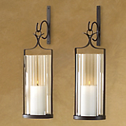 Set Of 2 Wall Sconces B