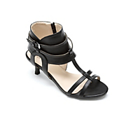 T-Strap with Collar Shoe by Monroe & Main