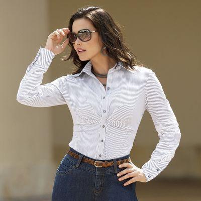 Dixie Stripe Shirt