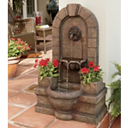 Planter Fountain