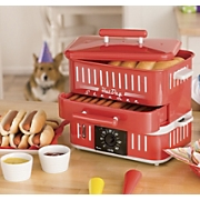 Hot Dog Steamer by Cuizen ®