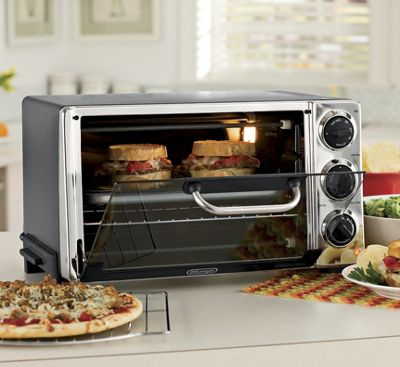 Delonghi Convection Toaster Oven With Broiler From Seventh
