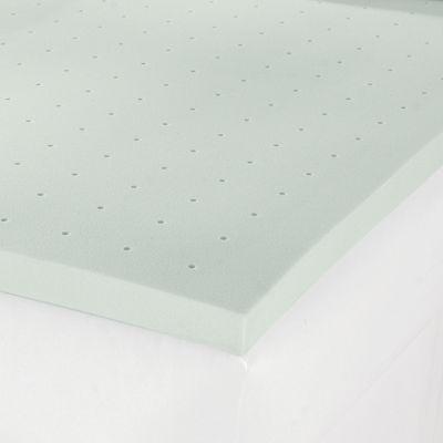 Sensorpedic 2 Inch Ventilated Memory Foam Support Topper