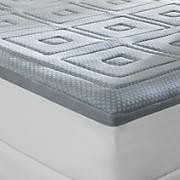 Sensorpedic Regal Cooling Foam Topper