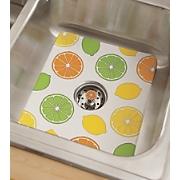 Citrus Sink Mat & Strainer