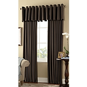 'Warm Welcome' Grommet Window Treatments