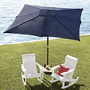 8' 6 Inch square Market Umbrella