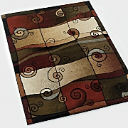 Rhythmic Carved Rugs