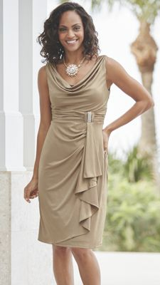 Candlelight Shimmer Dress