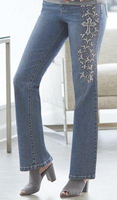 Silver Cross Jean