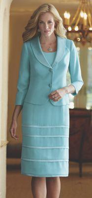 Delia Tiered Jacket Dress