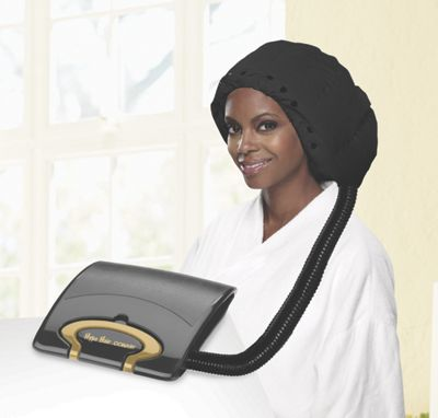 bonnet style hair dryers conair hype hair soft bonnet dryer from midnight velvet 1547