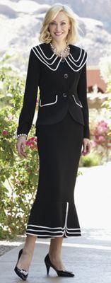 Catalina Triple Collar Suit