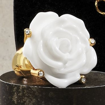 Roses Stretch Ring