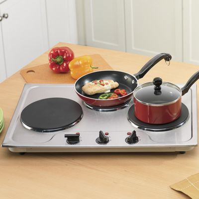 Tabletop Triple Burner