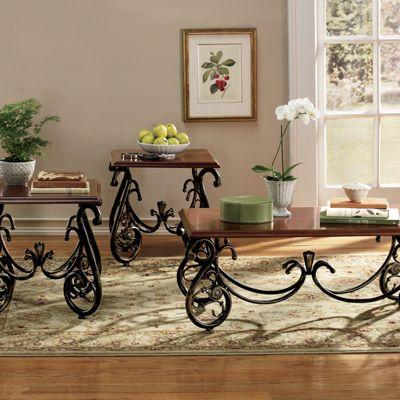 3-Piece 'Firenze' Table Set
