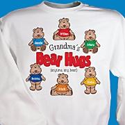 Bear Hugs Sweatshirt