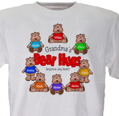 Bear Hugs Tee