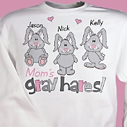 Gray Hairs Sweatshirt