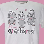 Mom's Gray Hairs Tee
