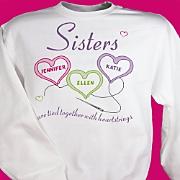 Sisters Heartstrings Sweatshirt
