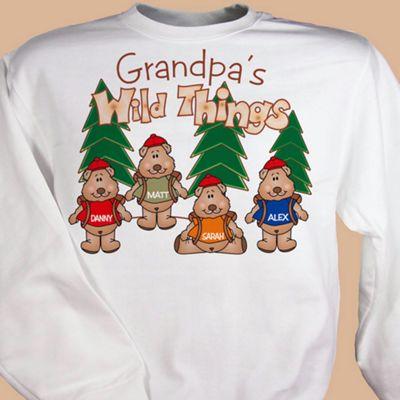 Wild Things Sweatshirt