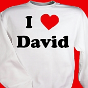 I Heart... Sweatshirt