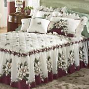 Melissa Quilt Top Bedspread  Sham