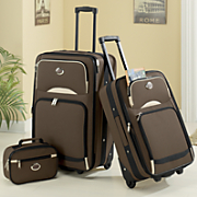 3-Piece Ludlum Luggage Set