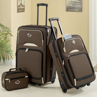 3-Piece Ludlum Luggage Set