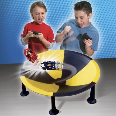 Remote-Control Spinforce Battle Game