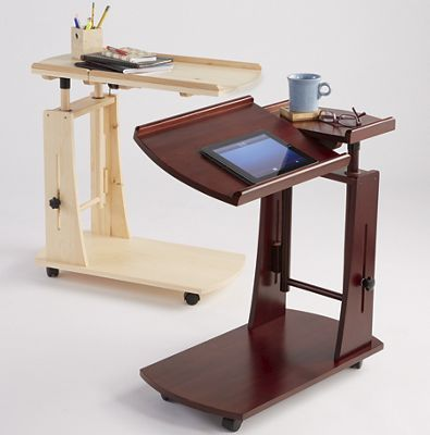 Laptop Reading Cart
