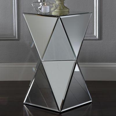 Pablo Mirrored Stand From Midnight Velvet Vw74755