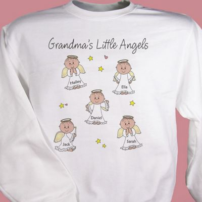 Little Angels Sweatshirt