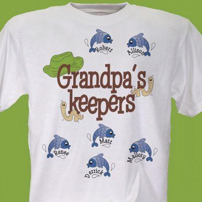 Keepers Tee